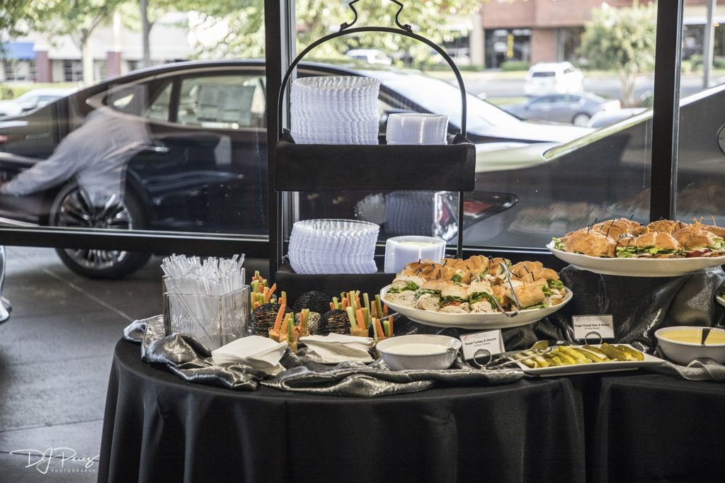 Nalley Lexus Roswell 2019 Lexus ES Launch Party