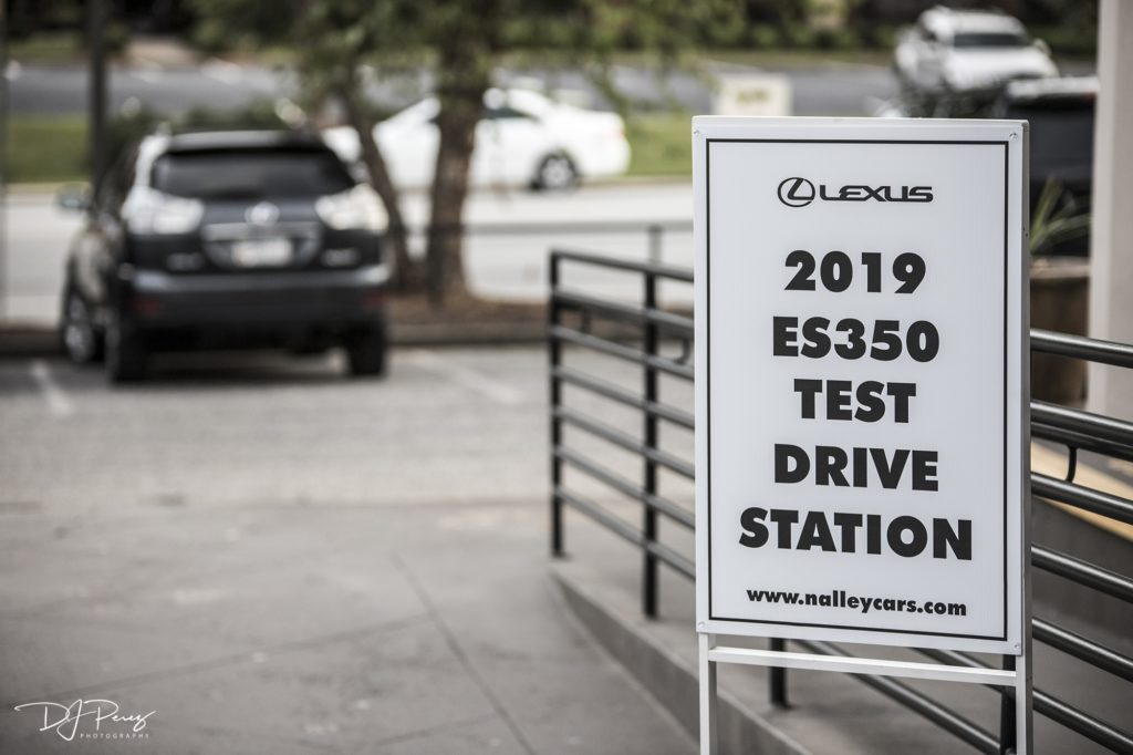 Nalley Lexus Roswell 2019 Lexus ES Launch Party