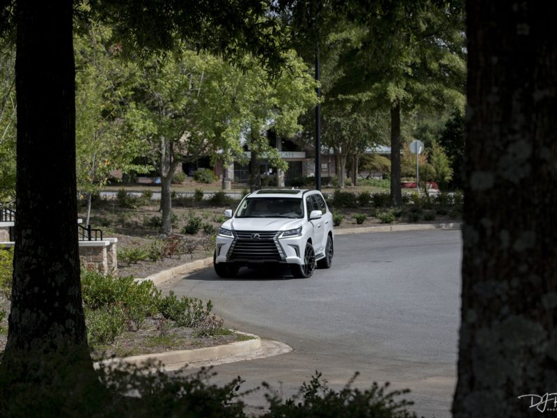 Nalley Lexus 2018 Lexus LX 570 'Collection'