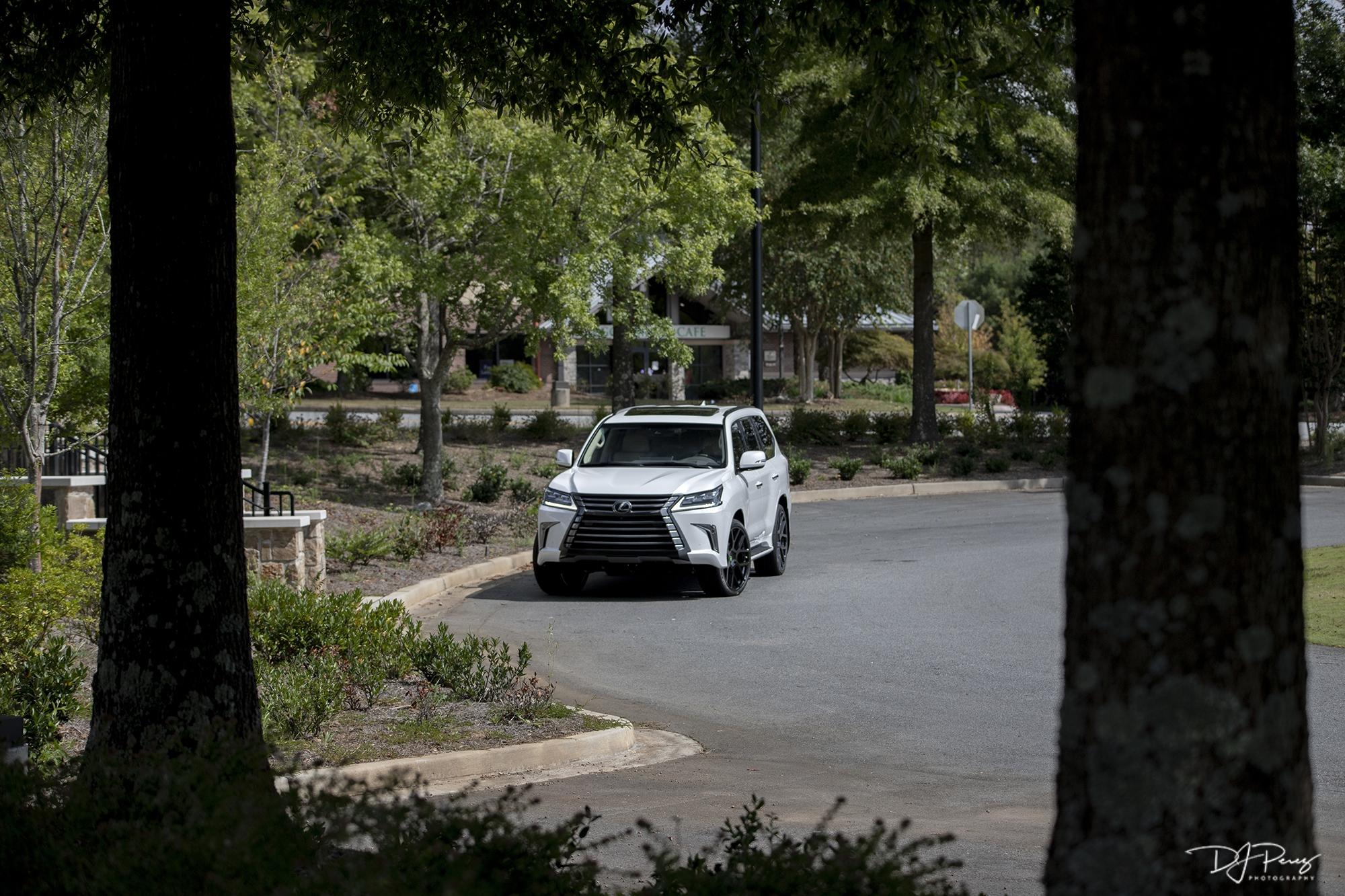Nalley Lexus 2018 Lexus LX 570 'Collection'