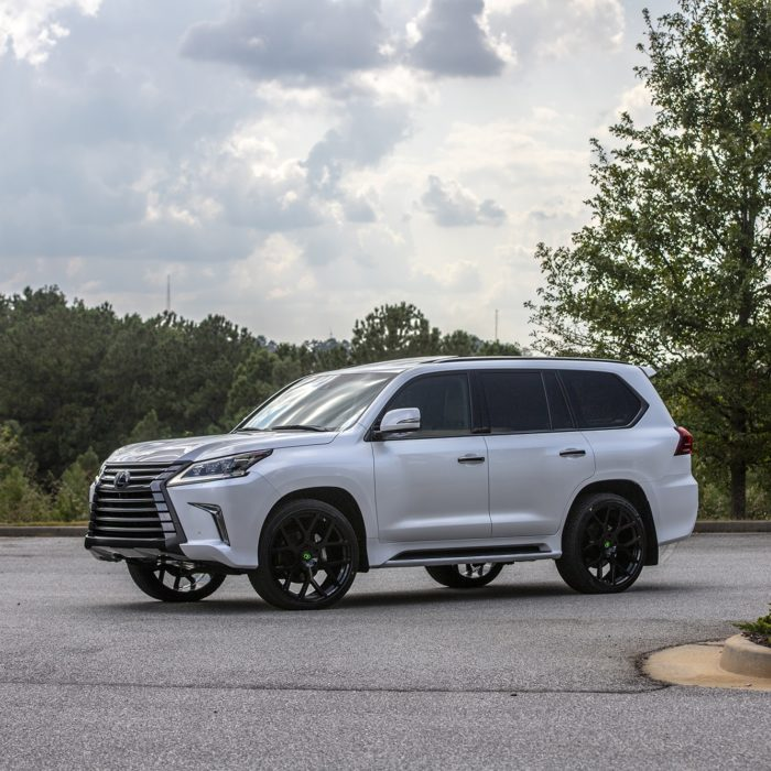 2018 Lexus LX 570 Collection Car