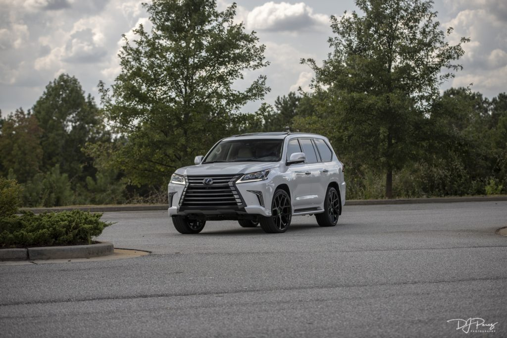 Lexus LX570 Collection Car