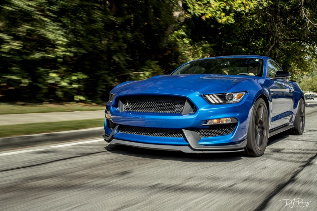 2017 Ford Mustang Shelby GT350 AsburyTV Photoshoot