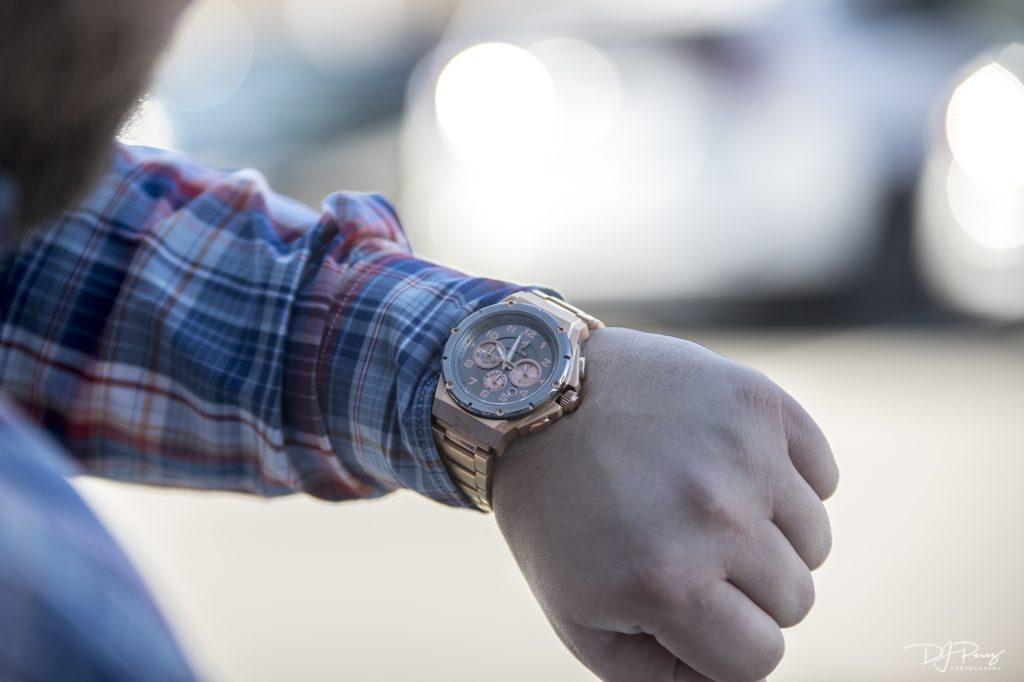 Jon Sullivan MSTR Watches