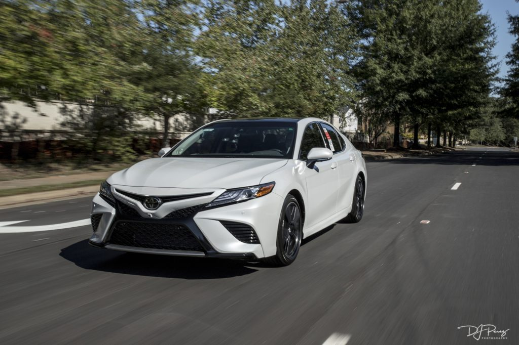 2019 Toyota Camry XSE - AsburyTV Review