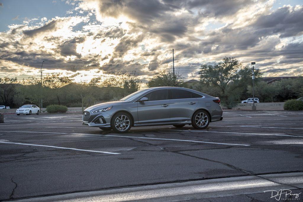 2018 Hyundai Sonata Sport 2.0 Turbo