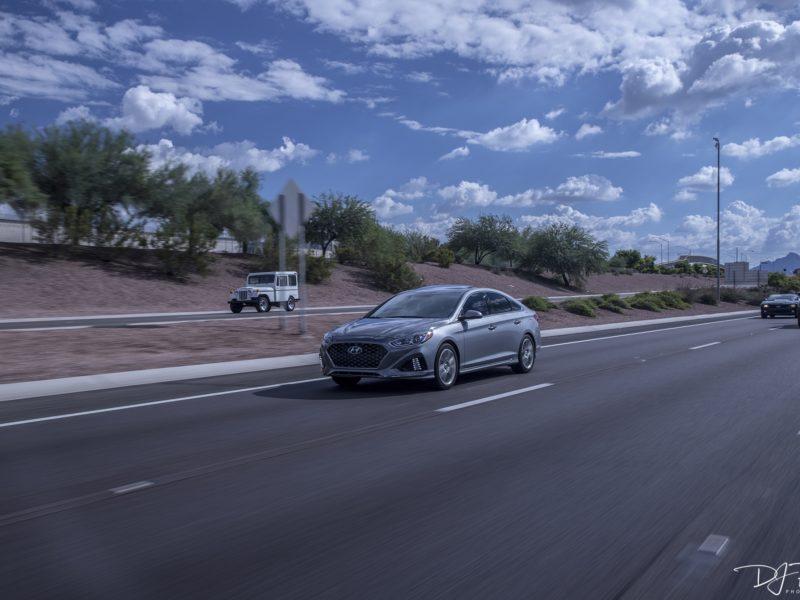 2018 Hyundai Sonata Sport 2.0T Photoshoot Vol II