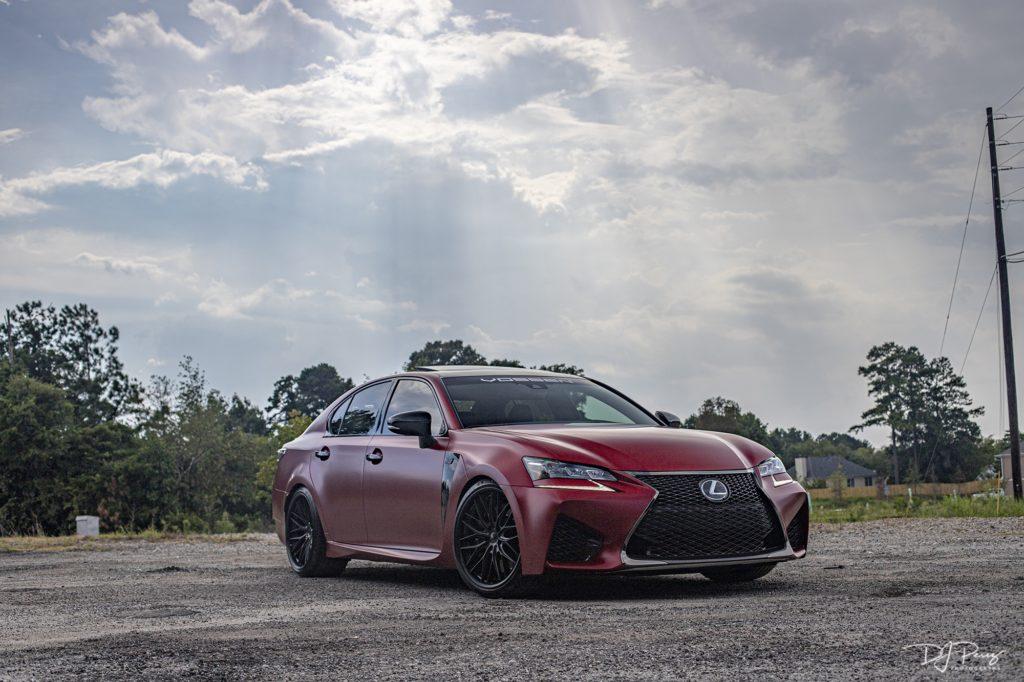 AyoGSF 2016 Lexus GSF