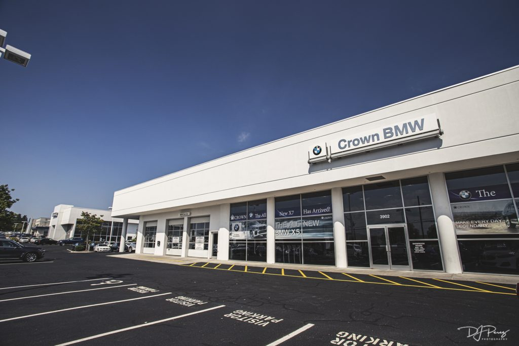 Crown BMW Greensboro