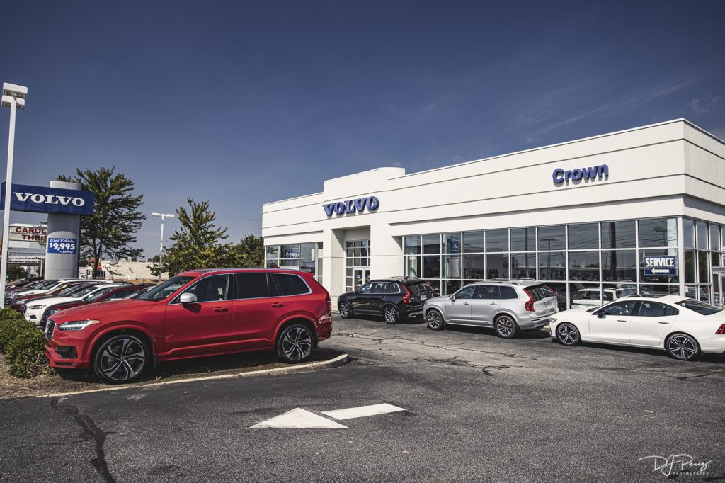 Crown Volvo Cars Greensboro