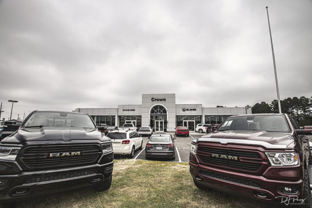 Crown Dodge Fayetteville