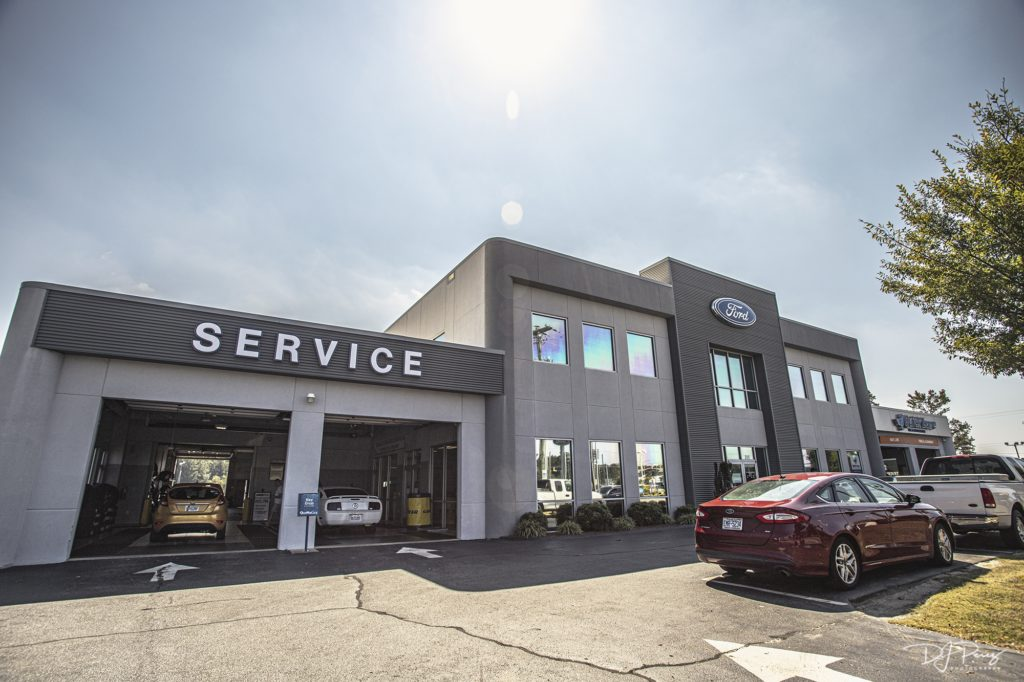 Crown Ford Fayetteville