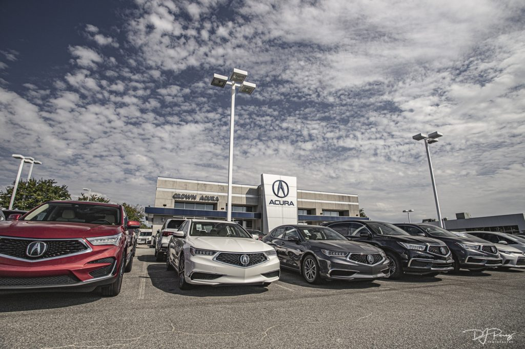Crown Acura Greensboro