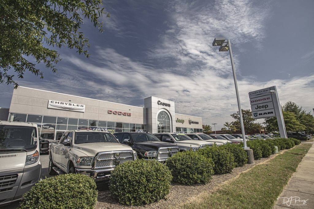 Crown Chrysler Dodge Ram Greensboro