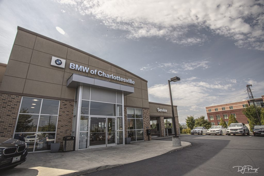 BMW of Charlottesville Service Center